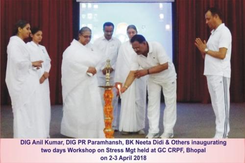 2018 04 2-3 CRPF BHOPAL INAUGURATION